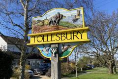 TPC-Village-Sign