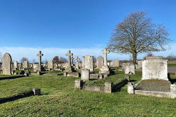 Tollesbury Parish Council, Cemetery