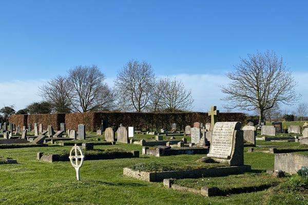 Tollesbury Parish Council, Cemetery Grave Yard