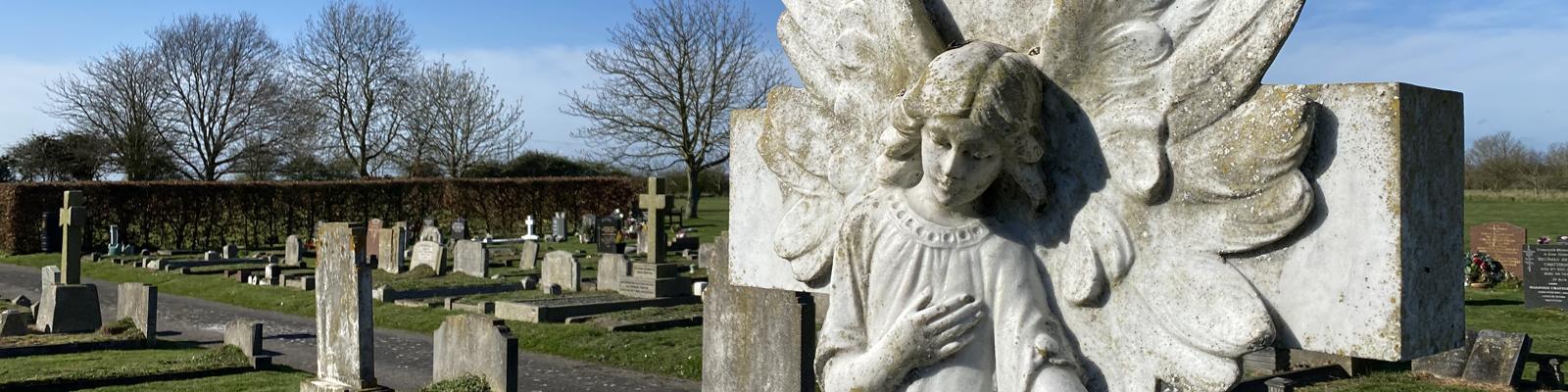 Tollesbury Parish Council, Cemetery, Gravestones