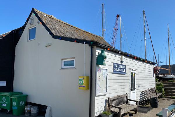 Tollesbury Parish Council, Sailing Club
