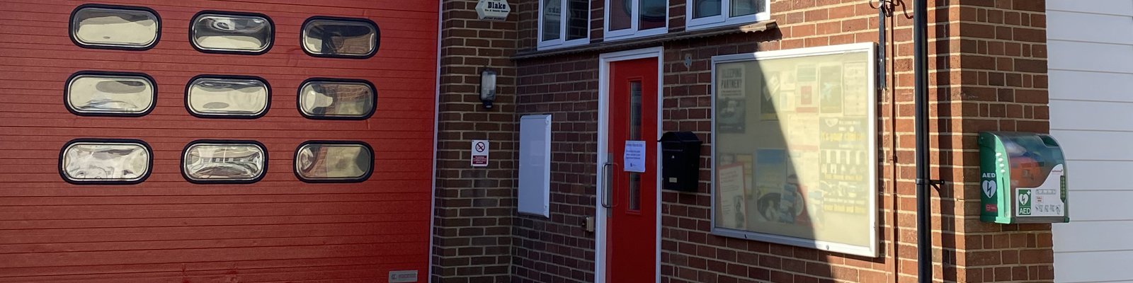 Tollesbury Parish Council, Defibrillators, Based At Tollesbury Fire Station