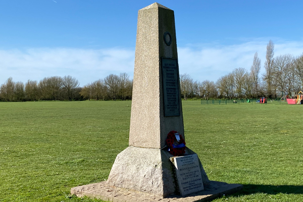 Tollesbury Parish Council, WW1 Memorial
