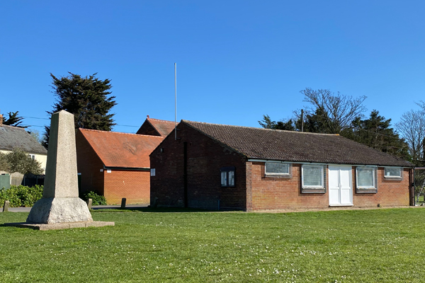 Tollesbury Parish Council, Pavillion, Situated On Victory Recreation Ground