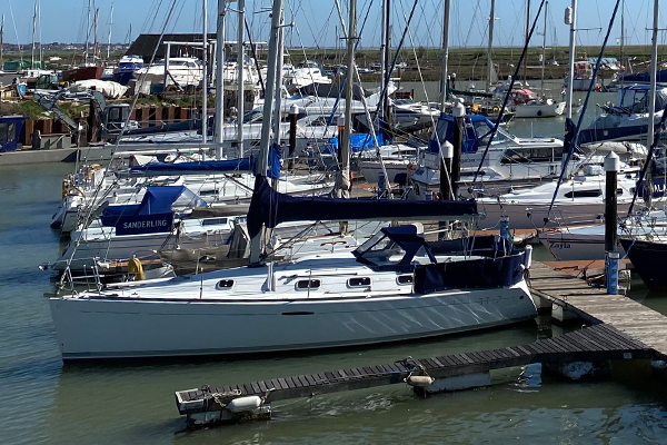 Tollesbury Parish Council, Planning, Boats Moored In Tollesbury Marina