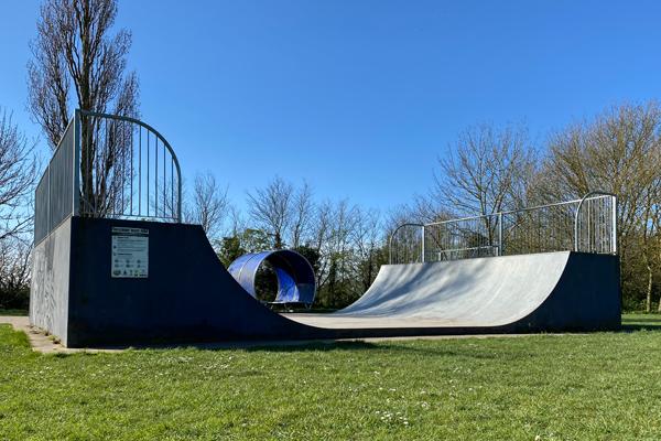 Tollesbury Parish Council, Skate Park