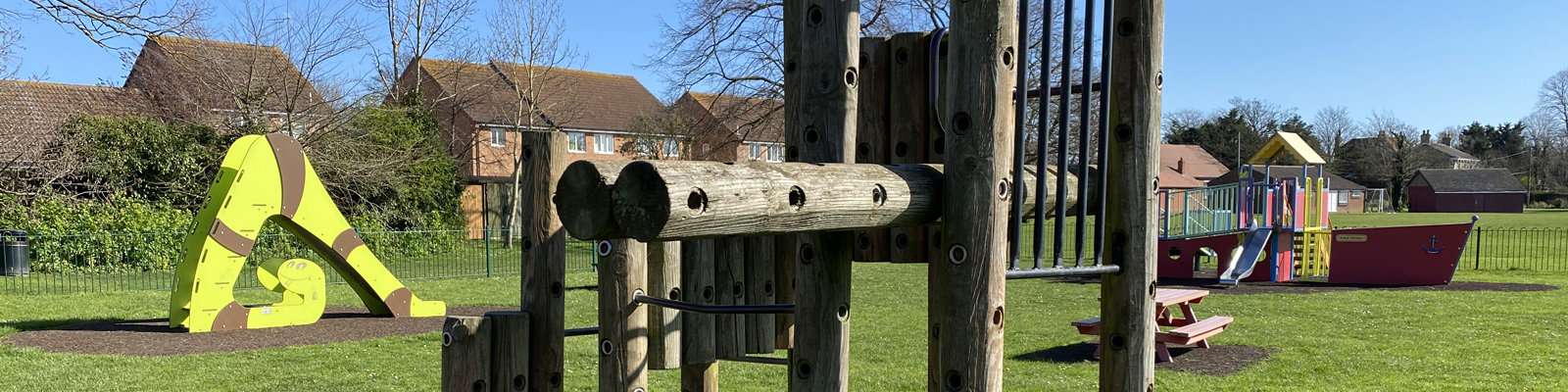 Tollesbury Parish Council, Recreational Ground Committee, Play Area
