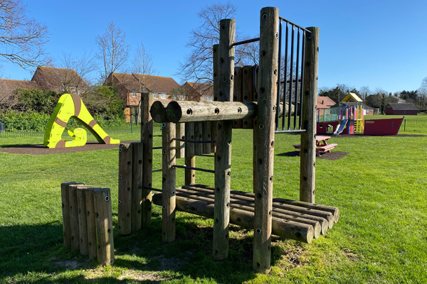Tollesbury Parish Council, Recreational Ground Committee, Climbing Frame