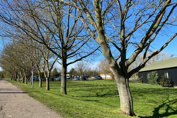 Tollesbury Parish Council, Waste And Recycling, Woodrolfe Green And Car Park