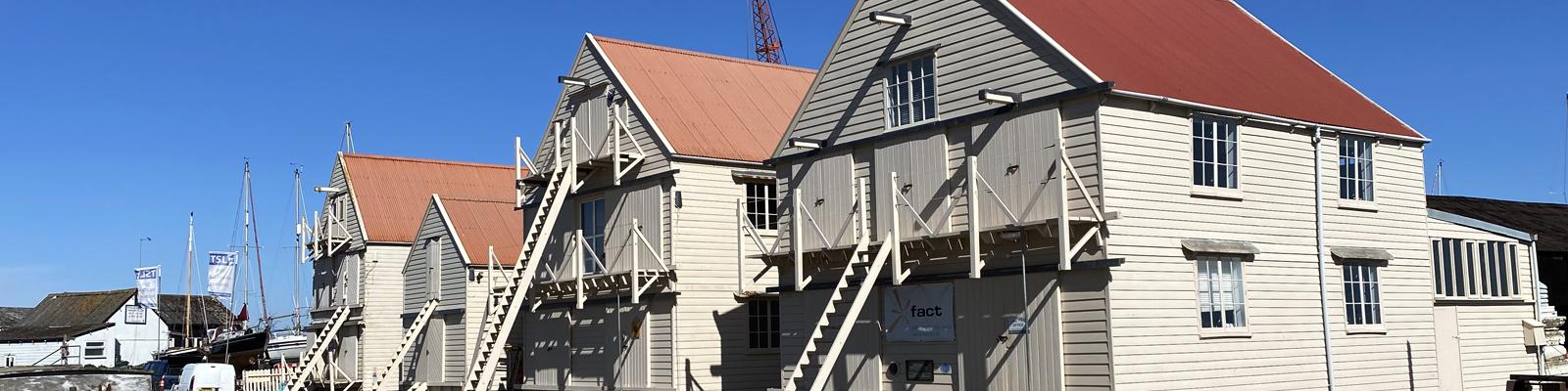 Tollesbury Parish Council, Places And Premises, The Sail Lofts