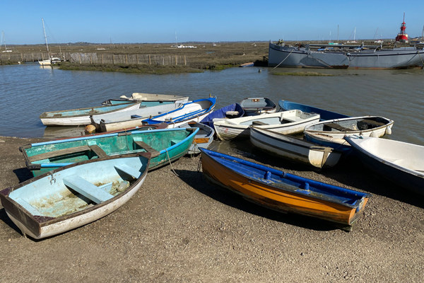 Tollesbury Parish Council, Boats On The Hard